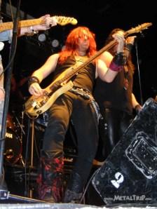 Crazy Lixx - Rock Metal Fest - Sala Movie (Pamplona)