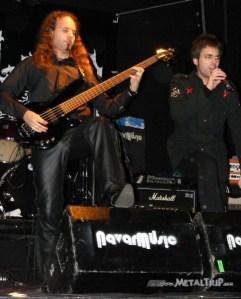 Dreamwalker - Rock Metal Fest - Sala Movie (Pamplona)