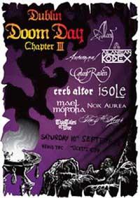 Dublin Doom Day III