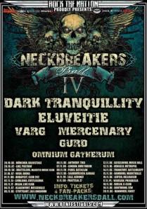 Neckbreakers Tour 2011