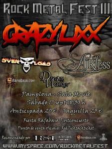 III Rock Metal Fest