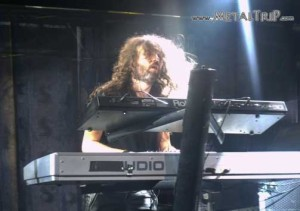 Warcry - Sala Razzmatazz (Barcelona) - 22/10/11
