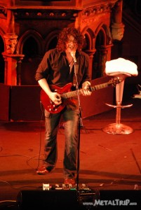 Anathema - Union Chapel (Londres) - 30/09/11