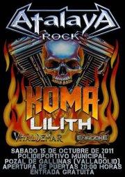 Atalaya Rock 2011