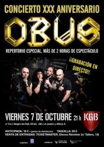 Obus en Barcelona