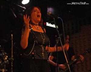 Crownless - Sala Ritmo y Compás (Madrid) - 1/10/11