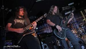 Crystal Moors - Sala Live (Madrid) - 1/10/11