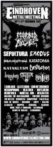 Eindhoven Metal Meeting 2011