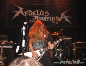 Angelus Apatrida - Metal Echoes Fest IV