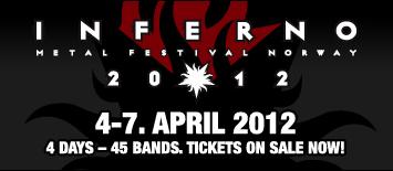 Inferno Festival 2012
