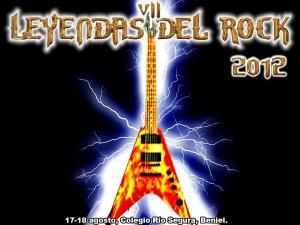 Leyendas del Rock 2012