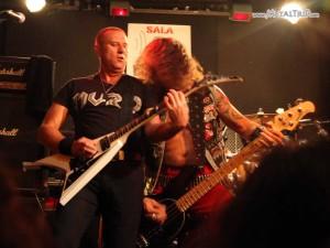 "Muro - Sala ""Audio Rock"" (Madrid) - 08/10/11"