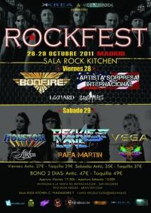 Rockfest Madrid