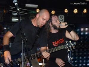 Sabatan - Sala Live (Madrid) - 22/10/11