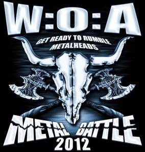 W.O.A. Metal Battle 2012