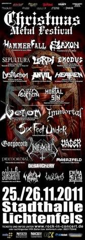 Christmas Metal Festival