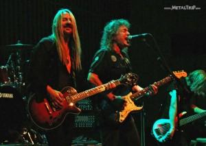 Y&T - Sala Capitol (Santiago de Compostela) - 21/10/11