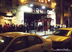 Saurom  - Sala Apolo (Barcelona) - 19/11/11