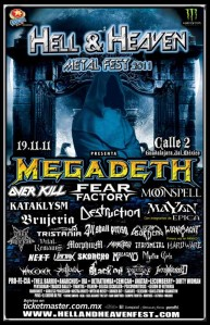 Hell & Heaven Metal Fest 2011
