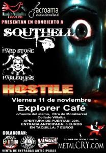 Southell en Collado Villalba