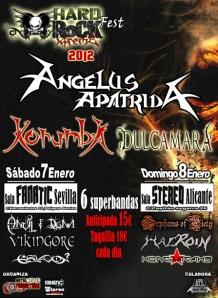 Hard Rock Xtreme Fest 2012
