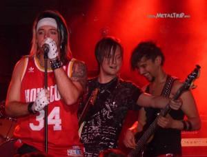 Houston - Rockfest 2011