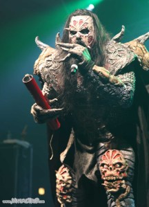 Lordi - Christmas Metal Festival 2011