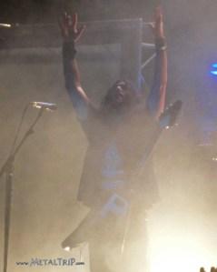 Machine Head - La Riviera (Madrid) - 16Nov11