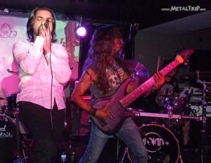 Myrath - Sala Randall (Madrid) - 13/11/11