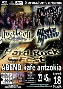 Hard Rock Fest Donosti