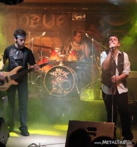 Oxided - Sala Excalibur (Madrid) -19Nov11