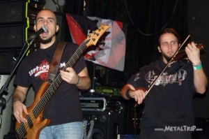 Northland - Sala Arena (Madrid) - 23/11/11