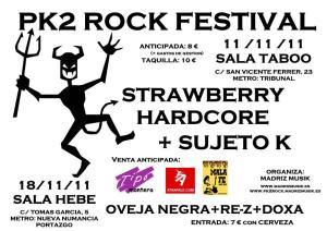 PK2 Rock Festival