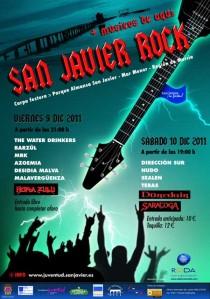 San Javier Rock