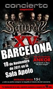 Saurom - Barcelona