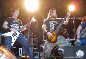 Sevenfied - Sala Arena (Madrid) - 2/11/11
