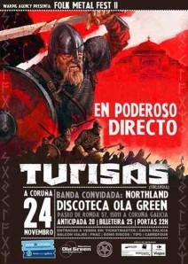Turisas en A Coruña