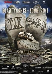 Dead Tyrants Tour