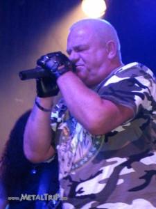 U.D.O. - Sala Arena (Madrid) - 2/11/11