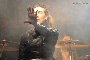 Amaranthe - Sala Fanatic - 8Dec11