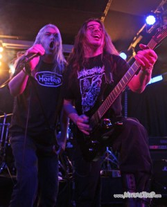 Asphyx - Madrid Is The Dark Fest III