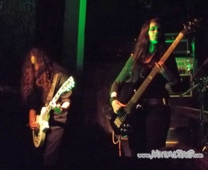 Ava Inferi - Sala Fanatic (Sevilla) - 3/12/11
