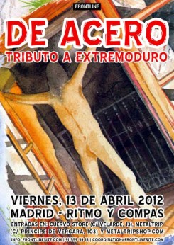 De Acero en Madrid