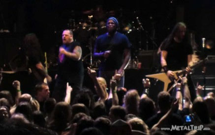 Exodus - Eindhoven Metal Meeting 2011