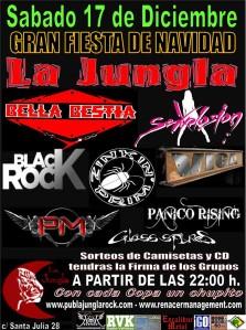 Fiesta 17 de Diciembre, Pub La Jungla