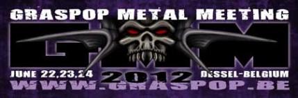 Graspop Metal Meeting 2012