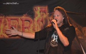 Hammerfall - Sala Fanatic (Sevilla) - 8/12/11