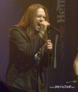 Hammerfall - Sala Arena (Madrid) - 7Dec11