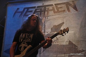 Heathen - Eindhoven Metal Meeting 2011