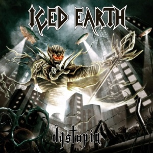 "Iced Earth – ""Dystopia"""
